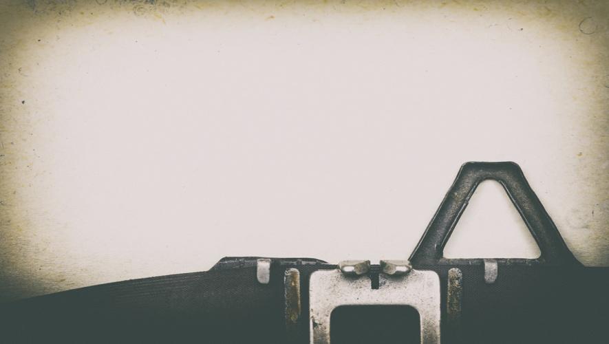 Factor C3 Blog Schreibmaschine